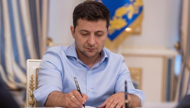 Tổng thống Ukraine lại bãi nhiệm nhân sự cấp cao