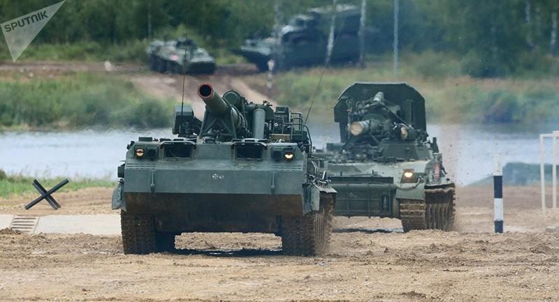 Nga hiện đại hóa loại pháo mạnh nhất thế giới