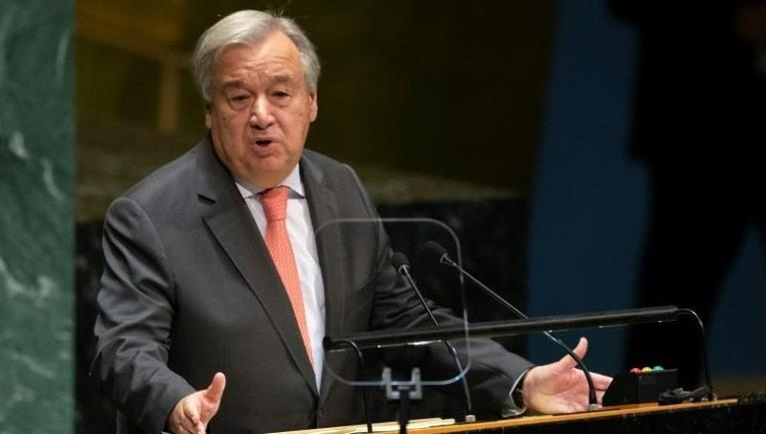 Tổng Thư ký Antonio Guterres.