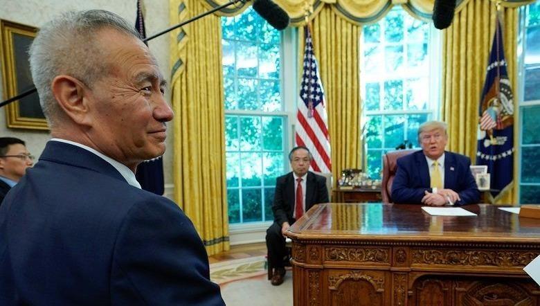 """Mỹ-Trung đạt thỏa thuận thương mại """"một phần"""""""