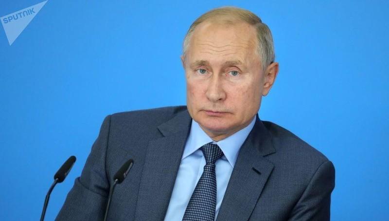 Tổng thống Putin khẳng định có những vũ khí 'không ai có'