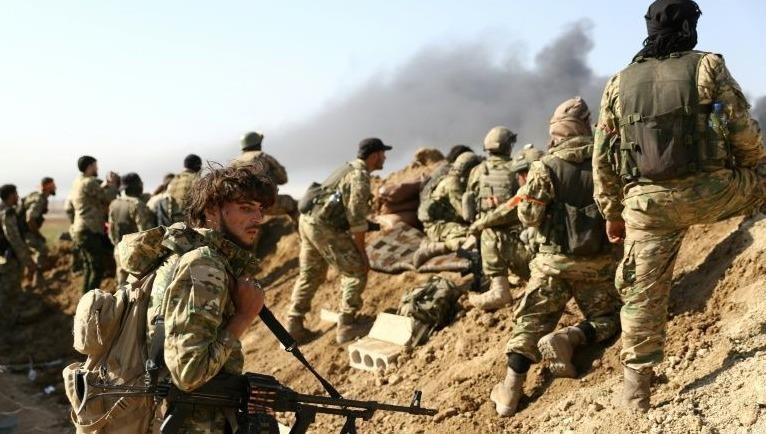 Thổ Nhĩ Kỳ đang đẩy mạnh tấn công người Kurd tại Syria.