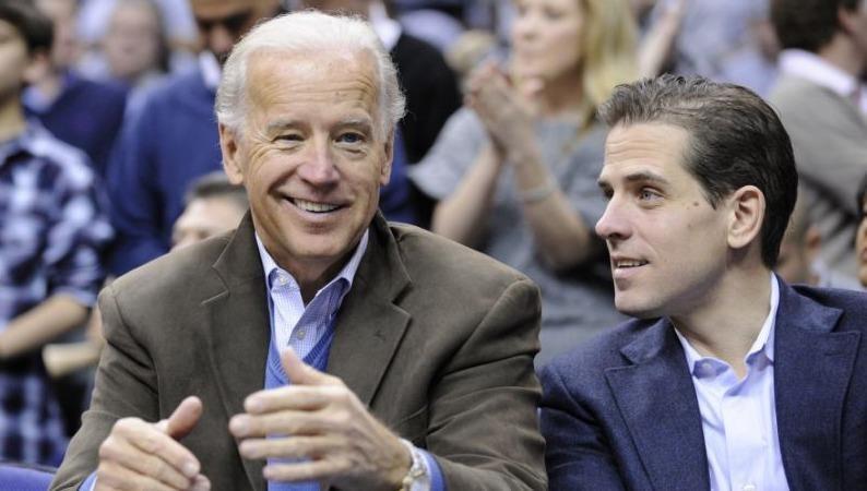 Con trai ông Biden lần đầu lên tiếng về lùm xùm ở Ukraine