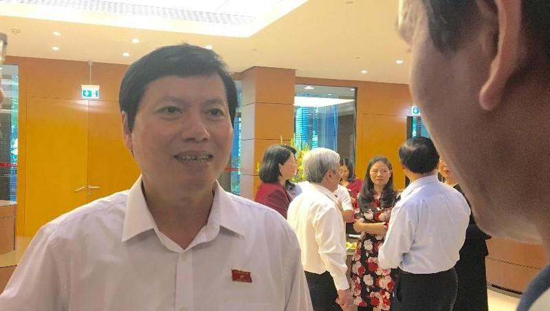 Phó Bí thư Thường trực Tỉnh ủy, Chủ tịch HĐND tỉnh Hòa Bình Trần Đăng Ninh.