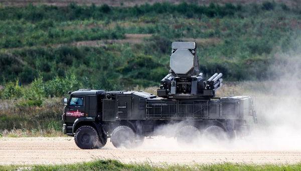 Hé lộ sức mạnh 'vũ khí vạn năng' Pantsir-S1 của Nga trong thực chiến