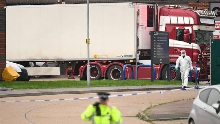 Vụ 39 người chết trên xe tải tại Anh: Cảnh sát Essex thông báo có nạn nhân người Việt
