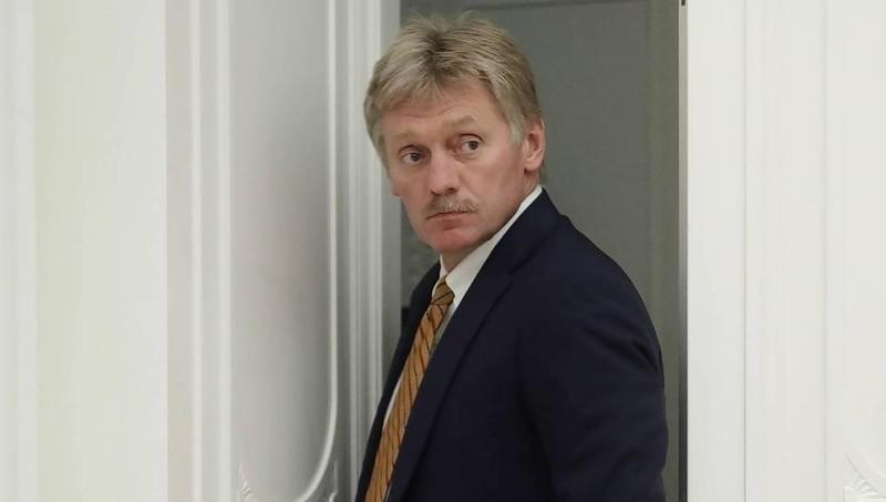 Người phát ngôn Điện Kremlin Dmitry Peskov .