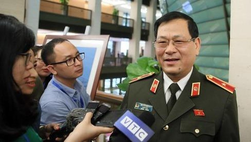 Giám đốc Công an Nghệ An nói về vụ bắt 8 đối tượng nghi đưa người sang Anh