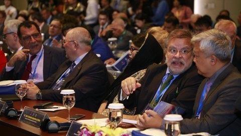 """Hội thảo quốc tế về Biển Đông: Cần có thêm quy định với hoạt động trong """"vùng xám"""""""