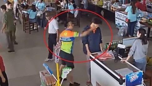 Bí thư Thái Nguyên 'lên tiếng' về vụ Thượng úy tát nhân viên bán hàng
