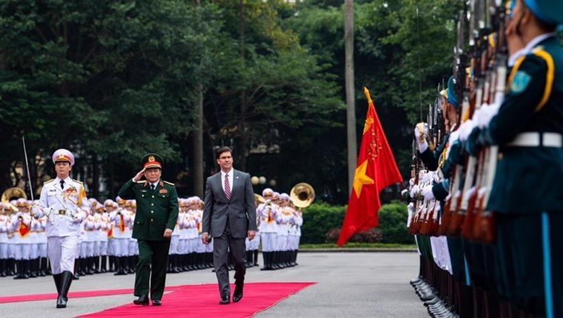 Việt Nam lên tiếng về tin sắp được Mỹ chuyển giao cho 1 tàu tuần tra mới