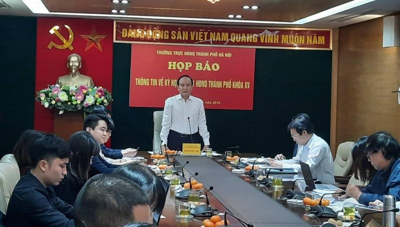 HĐND TP Hà Nội dự kiến thông qua nghị quyết về tổng biên chế năm 2020
