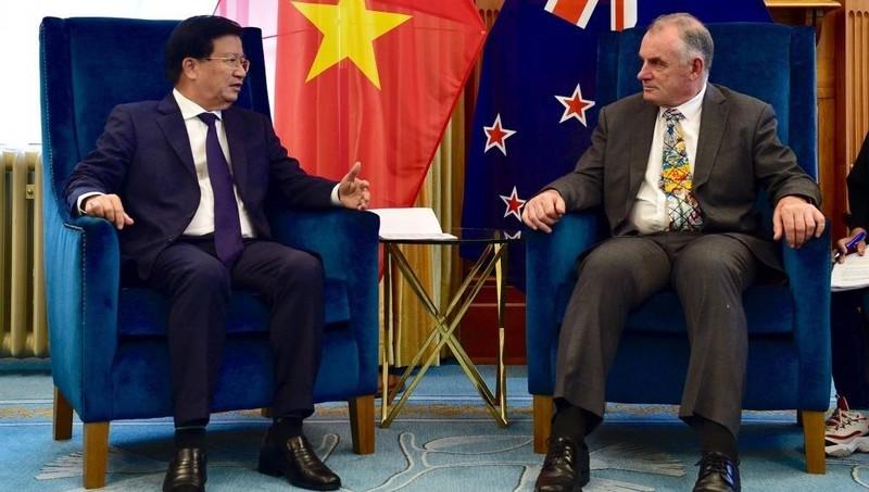 Đề nghị New Zealand tạo điều kiện thuận lợi cho cộng đồng người Việt