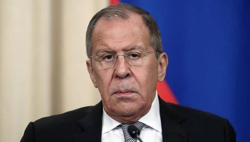 Ngoại trưởng Nga Sergey Lavrov.