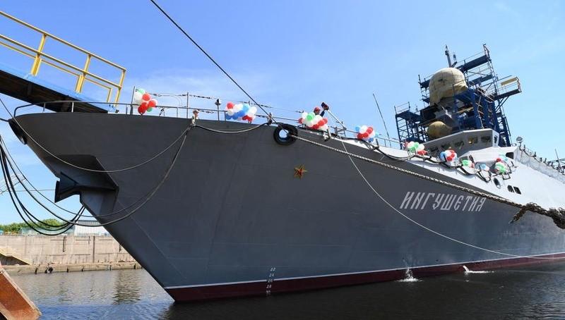 Tàu Ingushetia của Nga.