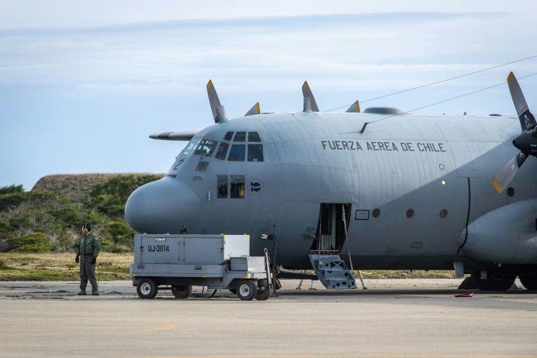 Chile phát hiện mảnh vỡ máy bay chở 38 người mất tích