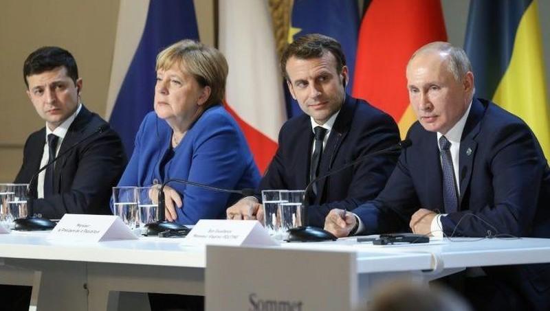 Nga tiết lộ bất đồng giữa Tổng thống Putin và Tổng thống Ukraine Zelensky