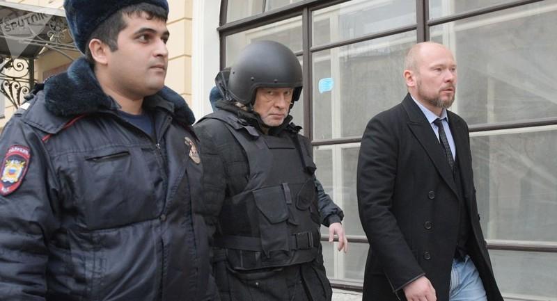 Tin mới vụ phó giáo sư Nga sát hại, phân xác người tình