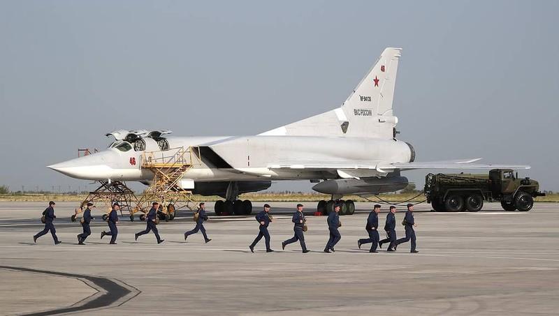 Máy bay Tu-22M3 của Nga.