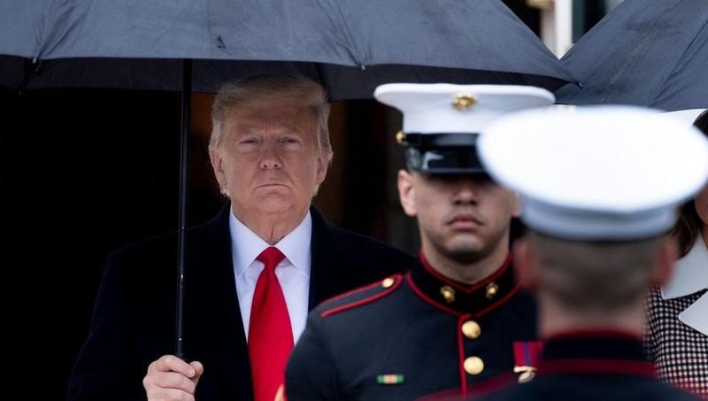 Ông Trump trở thành Tổng thống thứ 3 trong lịch sử Mỹ bị luận tội