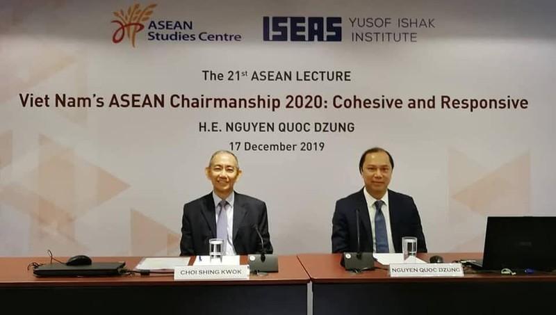 Việt Nam tự tin hoàn thành tốt nhiệm kỳ Chủ tịch ASEAN 2020