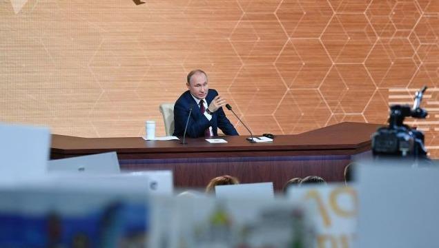 Tổng thống Nga Putin nói về việc giảm giá khí đốt cho Ukraine