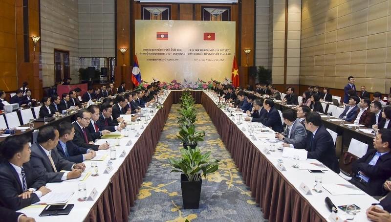 Giữ ổn định tình hình an ninh, trật tự khu vực biên giới Việt - Lào