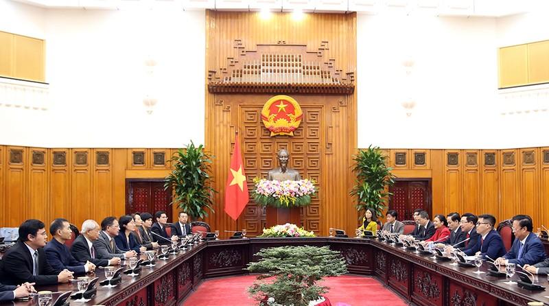 Thúc đẩy quan hệ Việt - Trung phát triển lành mạnh, ổn định và bền vững