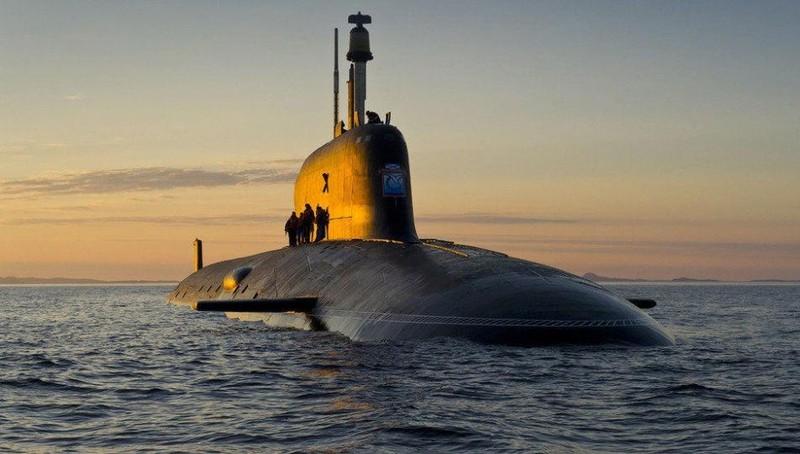 Tàu ngầm Nga. Ảnh minh họa