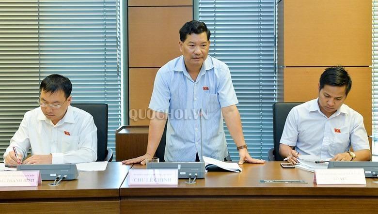 Ông Chu Lê Chinh vừa được bầu làm Phó Chủ tịch HĐND tỉnh Lai Châu.