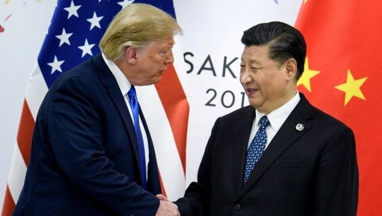 Mỹ - Trung ký thỏa thuận thương mại 1 phần vào ngày 15/1