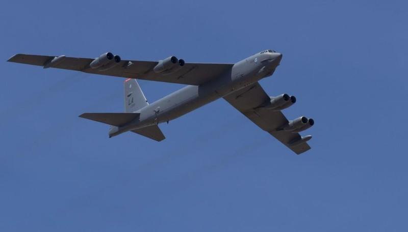 Giữa căng thẳng, Mỹ điều 'pháo đài bay' B-52 đến gần Iran