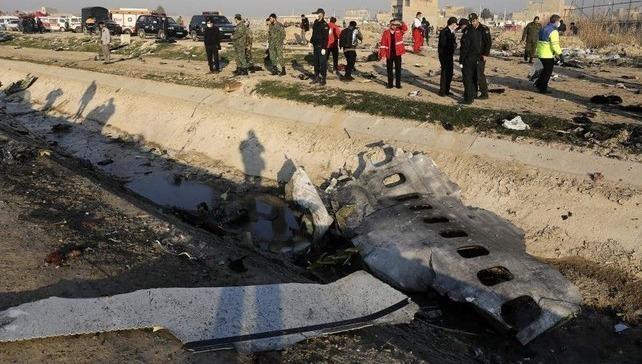 Iran công bố báo cáo điều tra sơ bộ vụ máy bay Ukraine bị rơi
