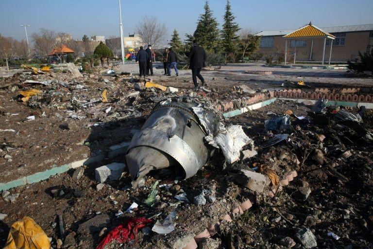 Iran thông báo diễn biến liên quan vụ bắn rơi máy bay của Ukraine