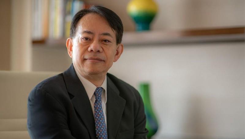 Tân Chủ tịch ADB Masatsugu Asakawa.