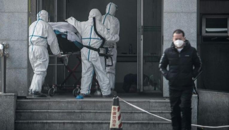 Ủy ban y tế Vũ Hán cho hay không thể loại trừ nguy cơ virus lây từ người sang người.