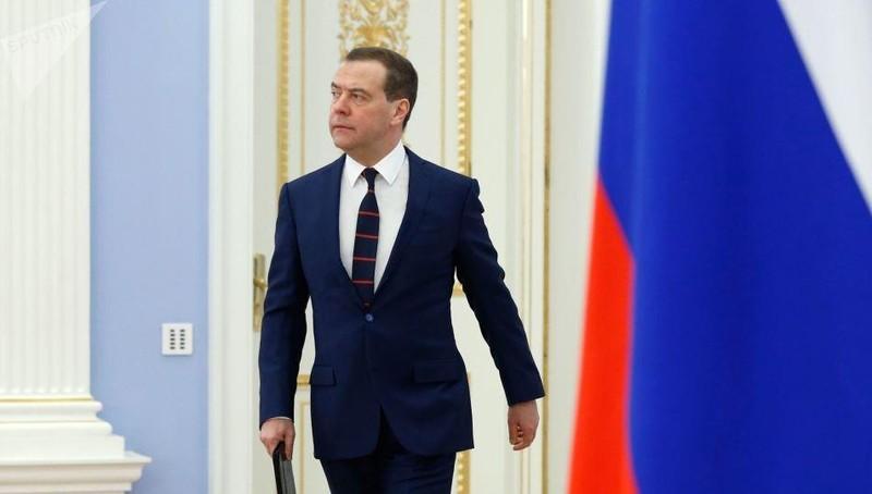 Cựu Thủ tướng Nga Medvedev nói về việc từ chức