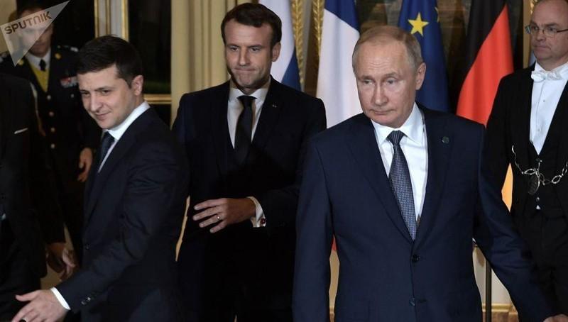 Nga lên tiếng việc Tổng thống Putin không gặp Tổng thống Ukraine Zelensky