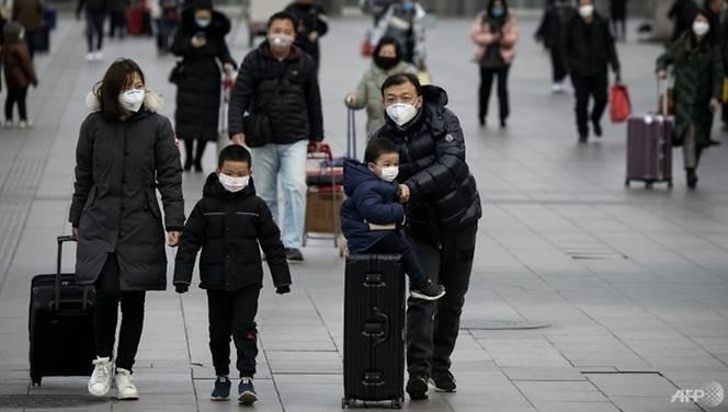 Dịch bệnh vẫn đang lây lan tại Trung Quốc.