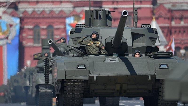 Tiết lộ về hỏa lực vượt trội của xe tăng Armata của Nga