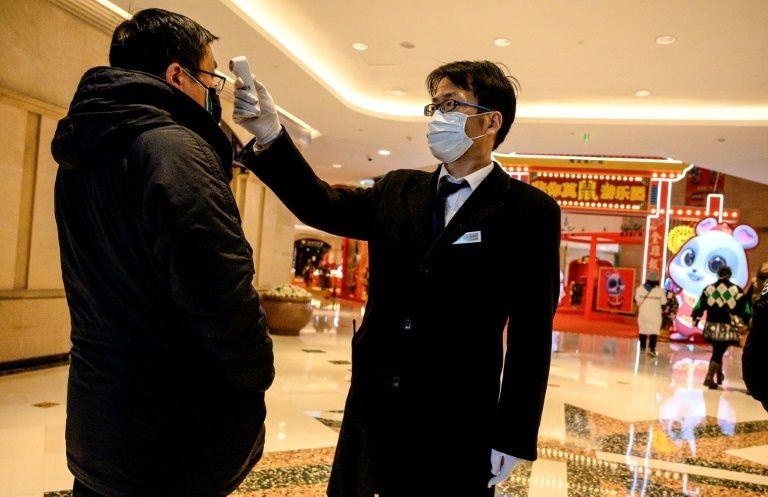 Số ca tử vong vì virus corona tại Trung Quốc đã vượt dịch SARS.