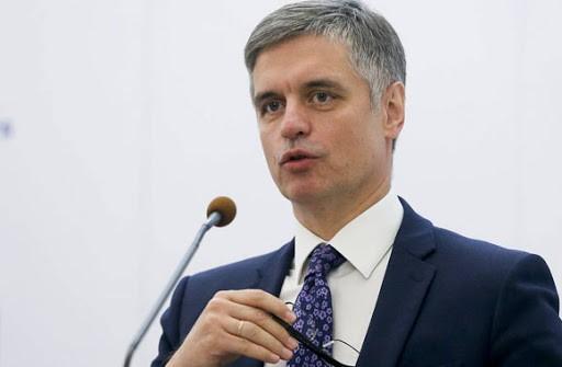 Ngoại trưởng Ukraine Vadim Pristaiko