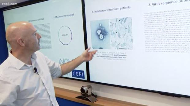 Công ty Mỹ tuyên bố tìm ra vaccine chống Covid -19 trong 3 giờ