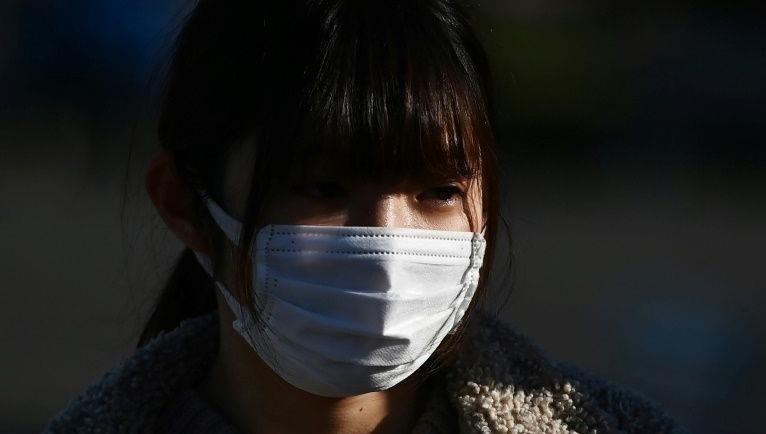 Người dân đeo khẩu trang là cảnh thường gặp tại Nhật Bản kể cả khi chưa có dịch. Ảnh minh họa.