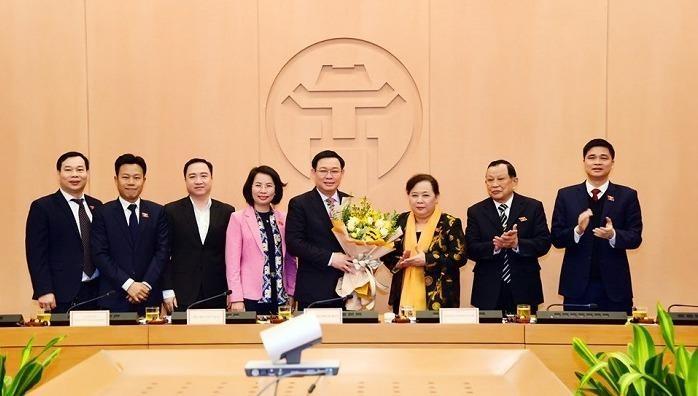 Bí thư thành ủy Hà Nội Vương Đình Huệ giữ thêm trọng trách mới