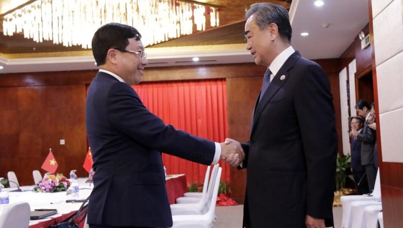Việt Nam – Trung Quốc cần nỗ lực tìm kiếm giải pháp xử lý thỏa đáng vấn đề trên biển