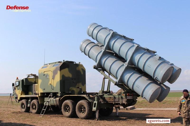 """Ukraine sắp mua lượng tên lửa """"khủng"""""""