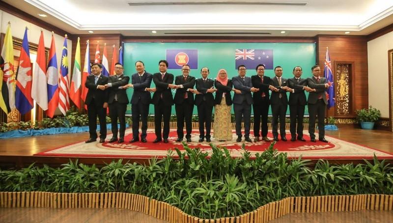 Các đại biểu dự Đối thoại.