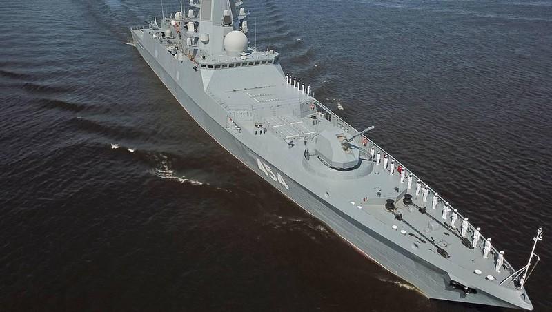 Nga lần đầu phóng thử tên lửa siêu thanh 'không thể ngăn chặn' từ tàu chiến