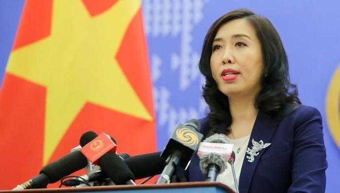 Người phát ngôn nói về quyết định tạm dừng miễn thị thực với công dân Hàn Quốc